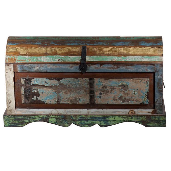 Baule legno Industrial Old