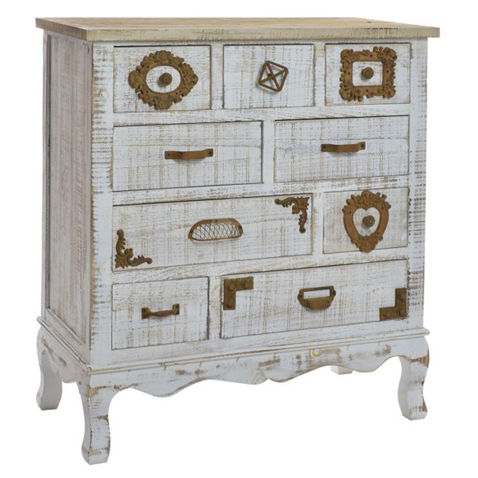 Com cottage stile shabby chic mobili provenzali on line for Mobili decapati