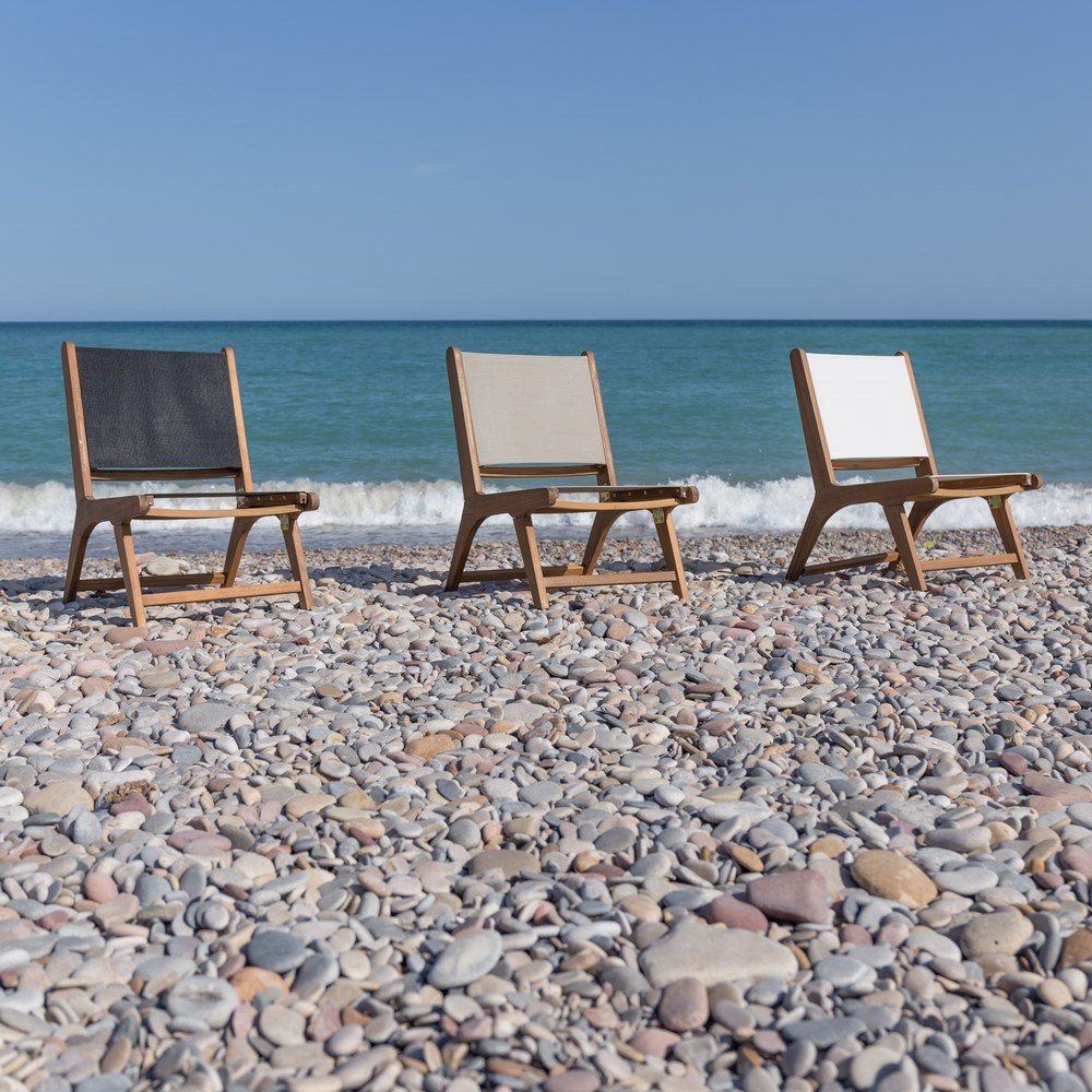 Poltrona relax beige hawaii mobili giardino scontati solo - Mobili giardino on line ...