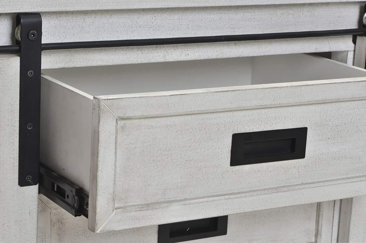 Mobili industrial vintage porta tv grigio industrial chic for Mobili industrial