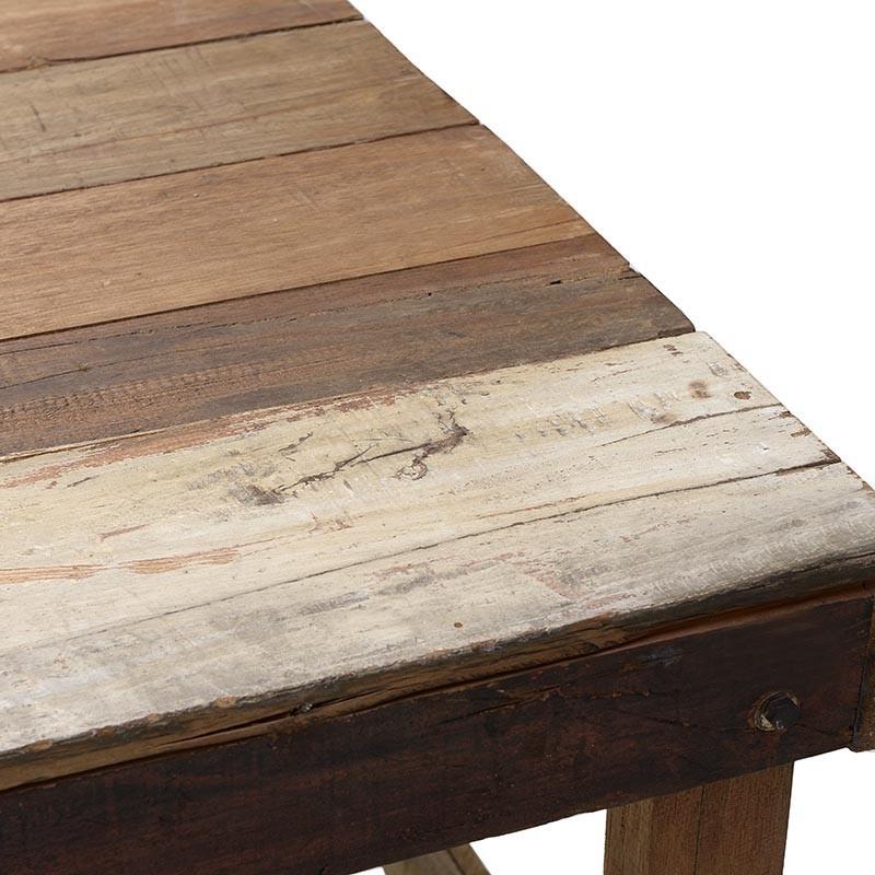Tavolo legno rustico stile etnico - Offerte tavoli legno