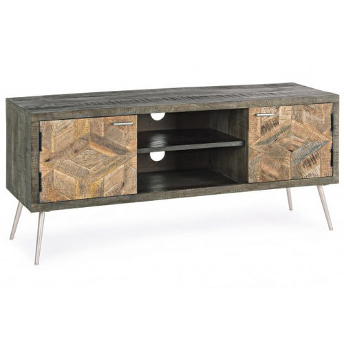 Porta tv rustic chic naturale