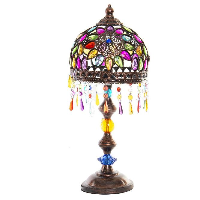 Lampada Orientale Decorata Offerte Lampade Orientali Online