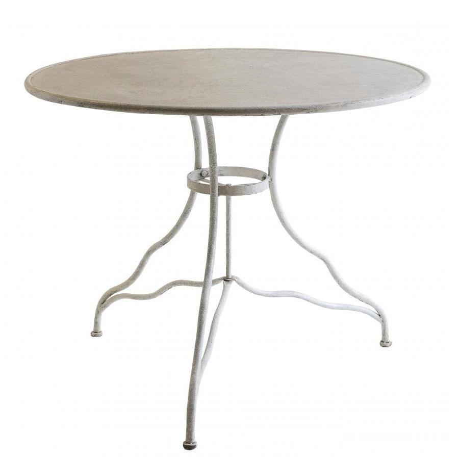 Tavolo Da Giardino Bianco.Tavolo Da Giardino Bianco Shabby Mobili Da Giardino Scontati