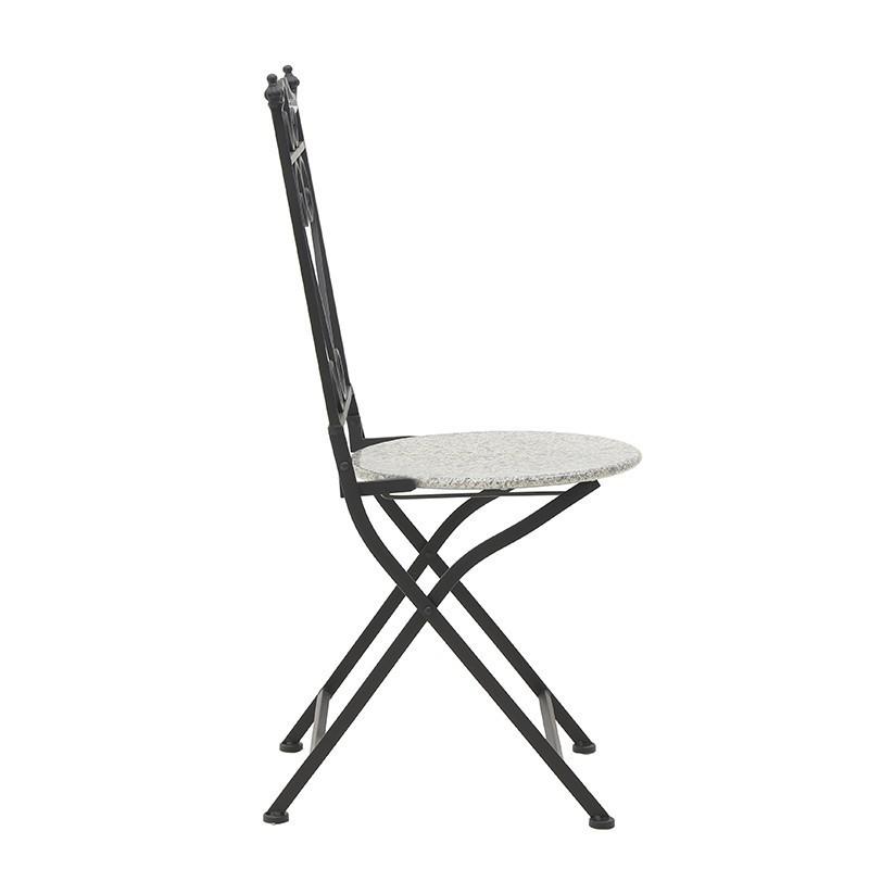 Set tavolo e sedie in ferro battuto - SET Giardino online