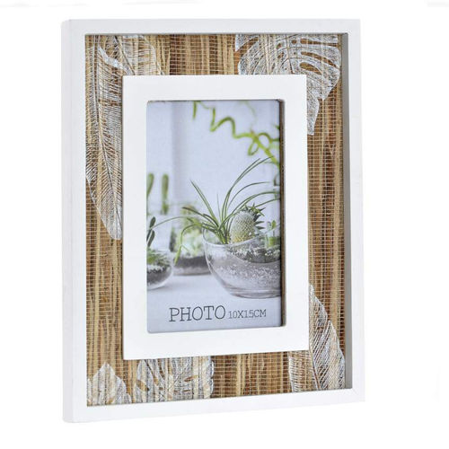 Portafoto jungle shabby