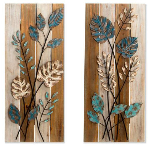 Pannelli arredo jungle chic SET 2 PZ