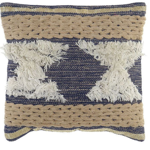 Cuscino coastal boho chic