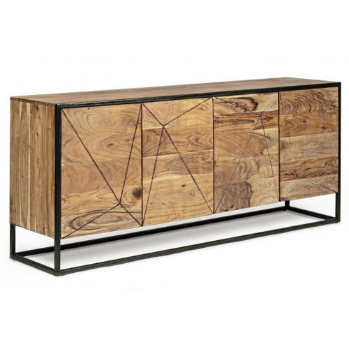 Credenza new industrial naturale