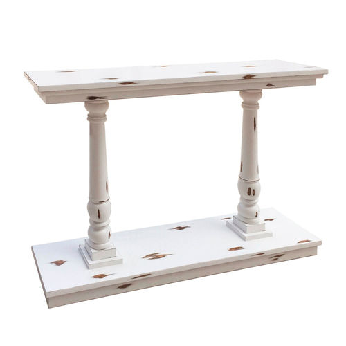 Consolle nordica shabby chic