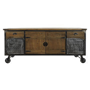 Buffet con ruote industrial