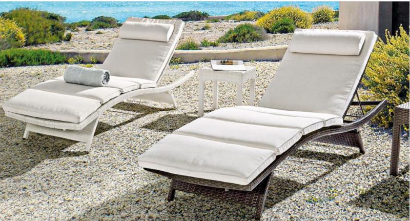 Lettino per giardino mediterraneo mobili per giardini - Giardino mediterraneo ...