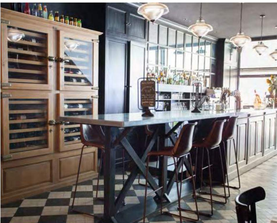 arredamento bistrot industrial etnico outlet sito
