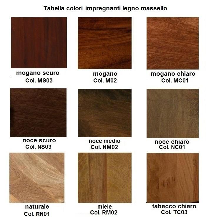 Mobili A Colore.Tabelle Colori Ethnic Chic Etnico Outlet Mobili Etnici